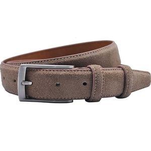 44 inch genuine leather belt